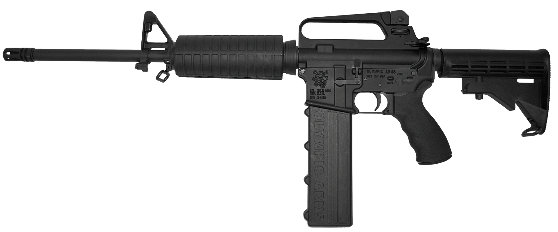 Olympic Arms K9 K9 Carbine Semi-Automatic 9mm 16