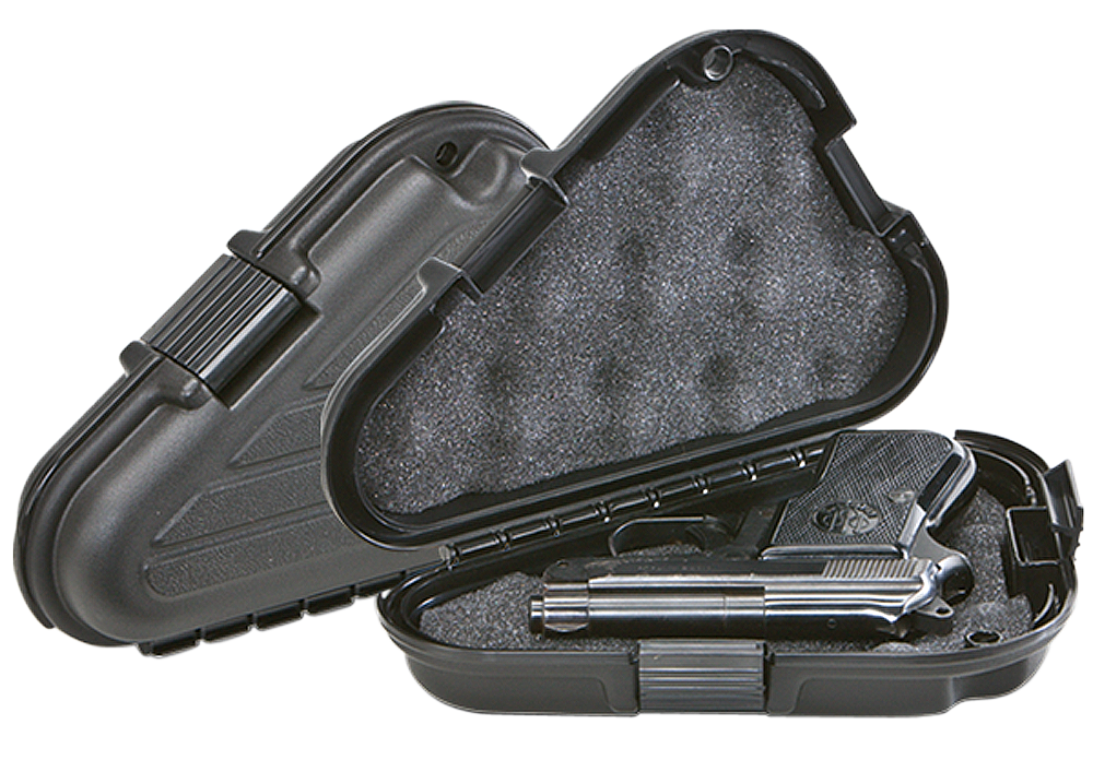 Plano 142100 Pistol Case Small Frame Polymer Contoured