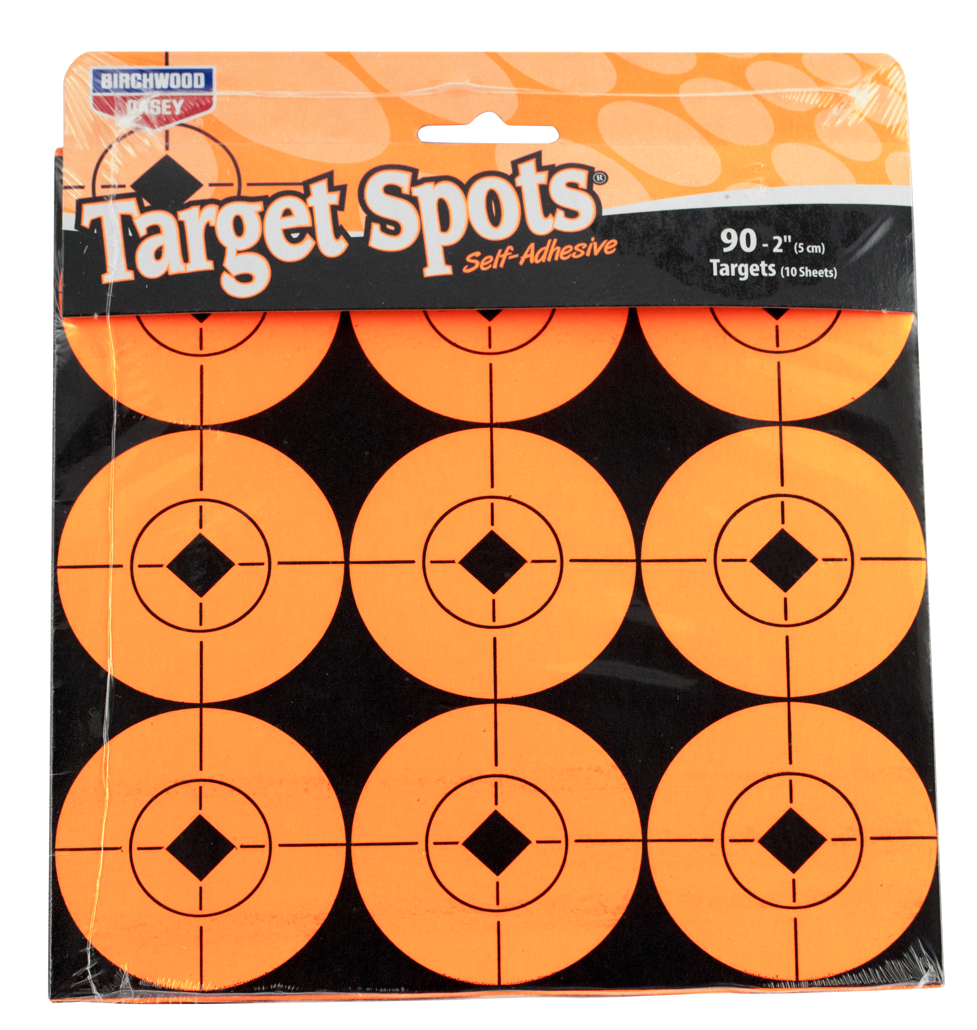 Birchwood Casey 33902 Target Spots Self-Sticking 36-2