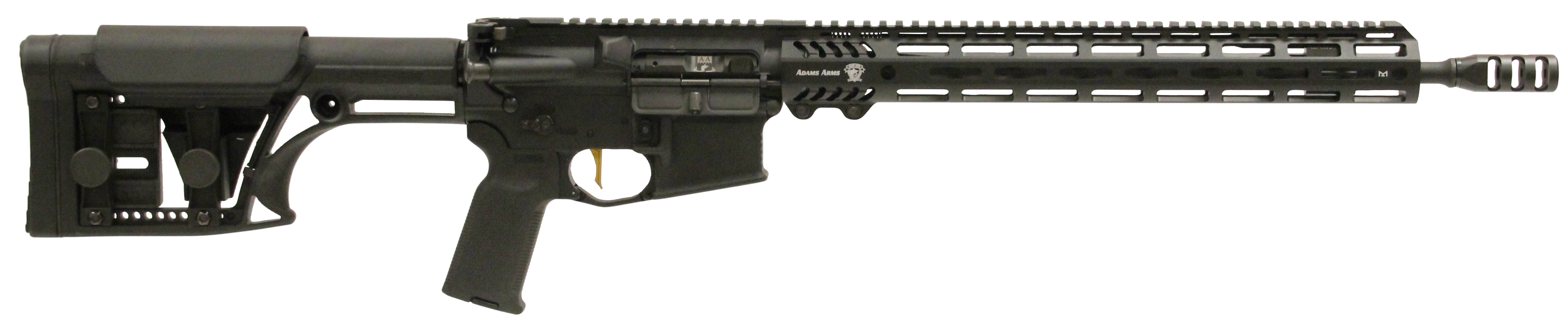 Adams Arms FGAA00241 P3 Rifle Semi-Automatic 223 Remington/5.56 NATO 16.5