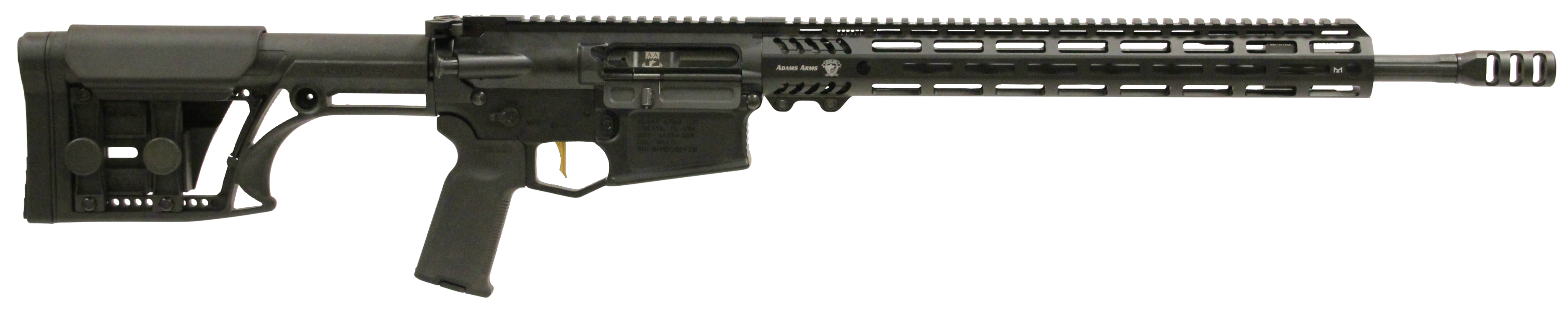 Adams Arms FGAA00247 P3 Rifle Semi-Automatic 308 Winchester/7.62 NATO 18