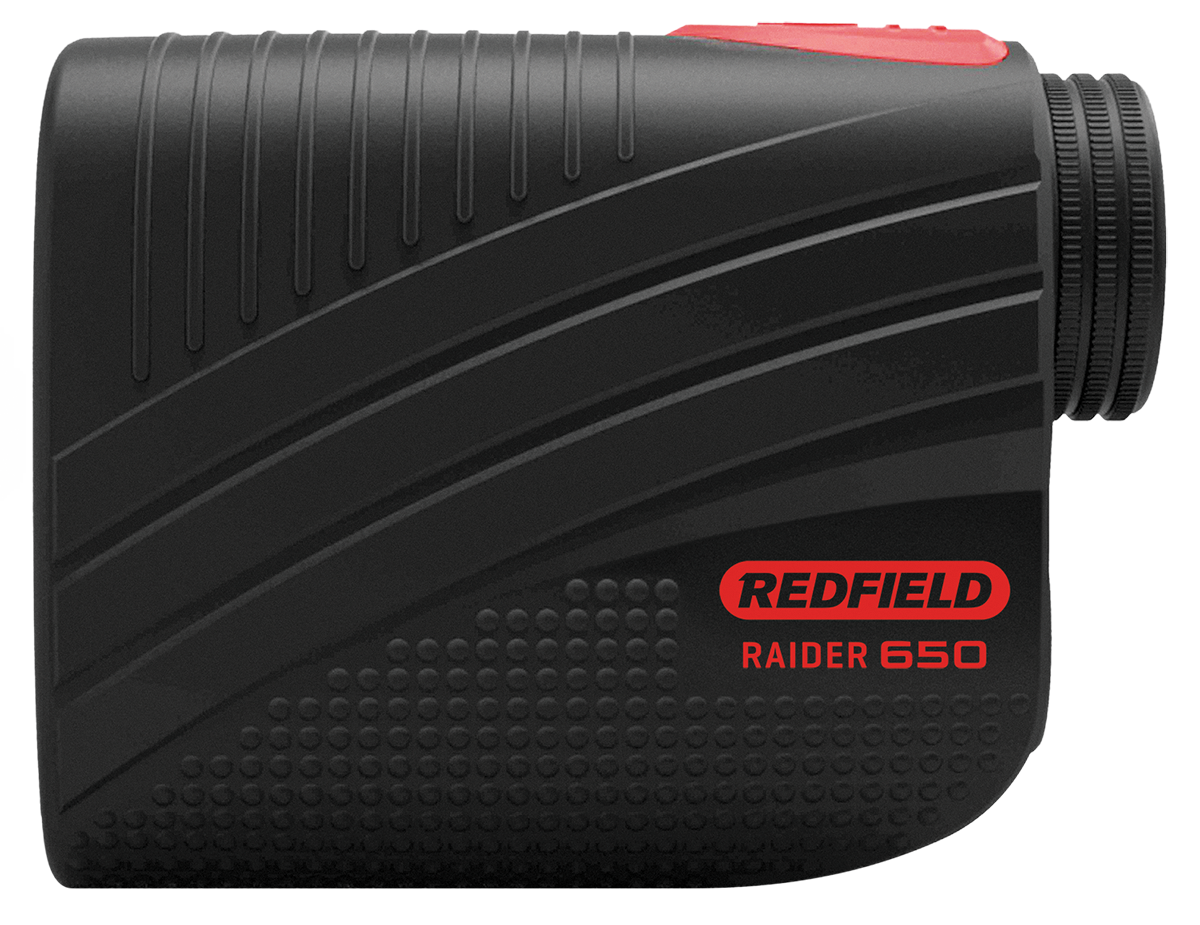 Redfield Optics 170636 Raider 650 6x 23mm 6 yds 650 yds 7 Degrees Blk