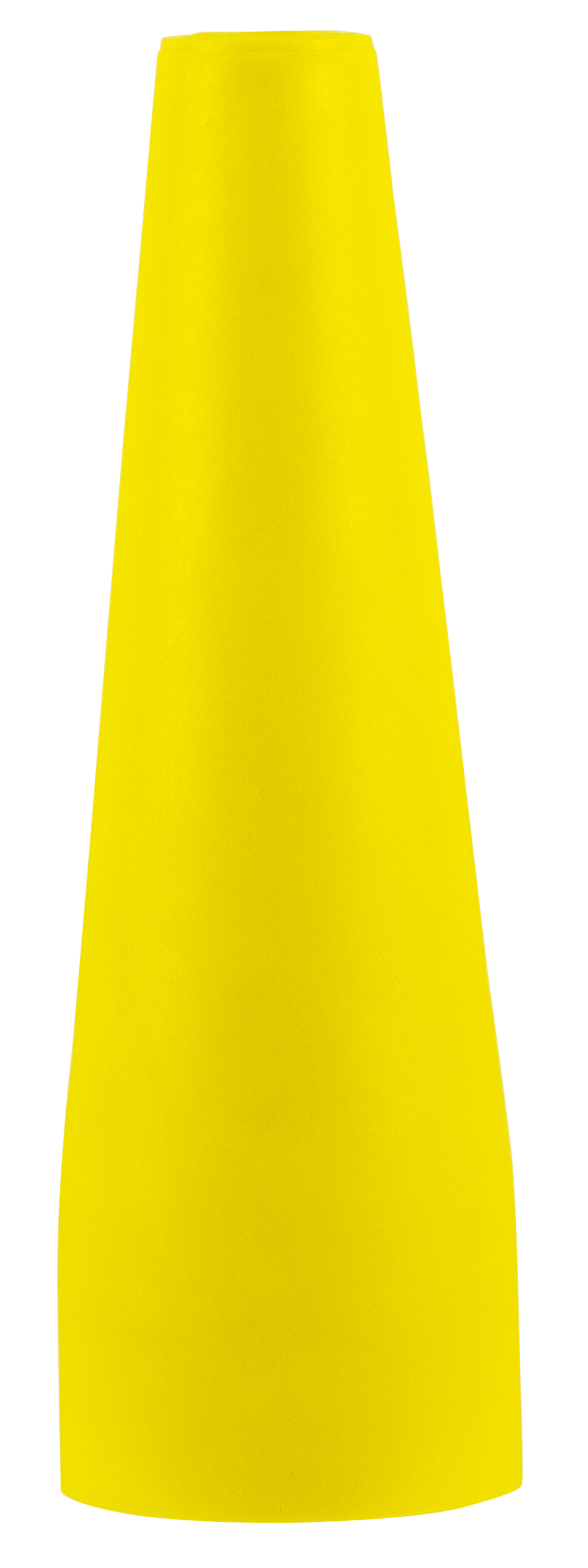 Maglite ASXX508 Traffic Wand C/D-Cell Flashlight Cone Yellow