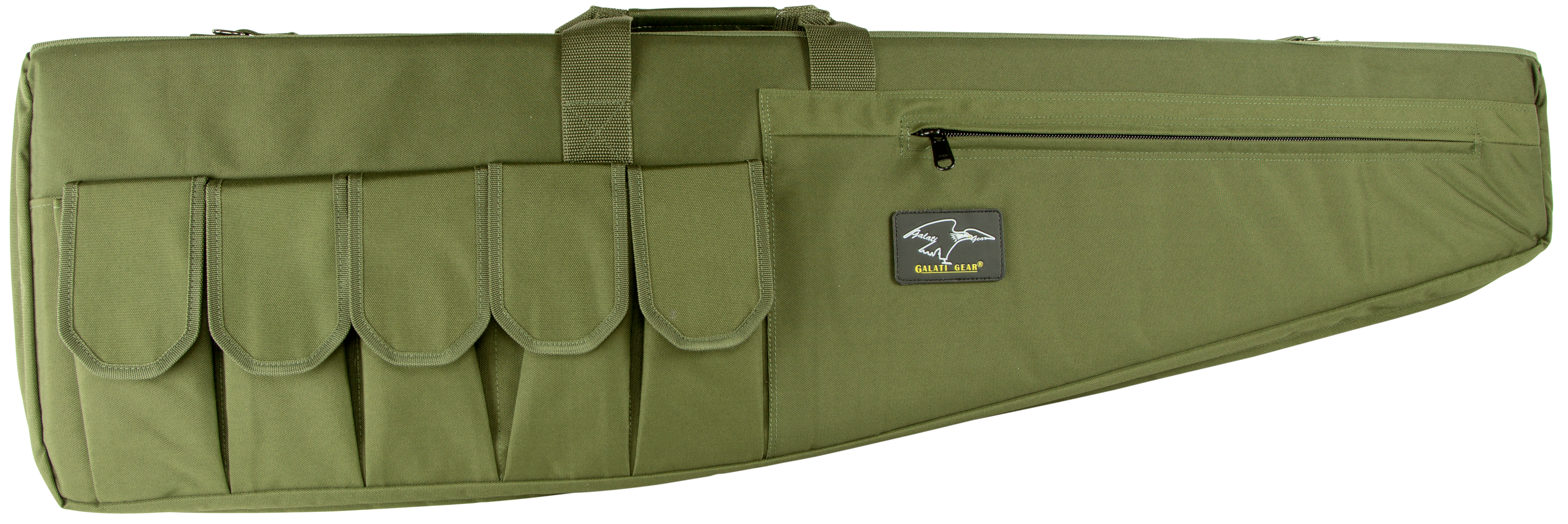 Galati Gear 4612OD15 XT Rifle Case 1000D Nylon Soft