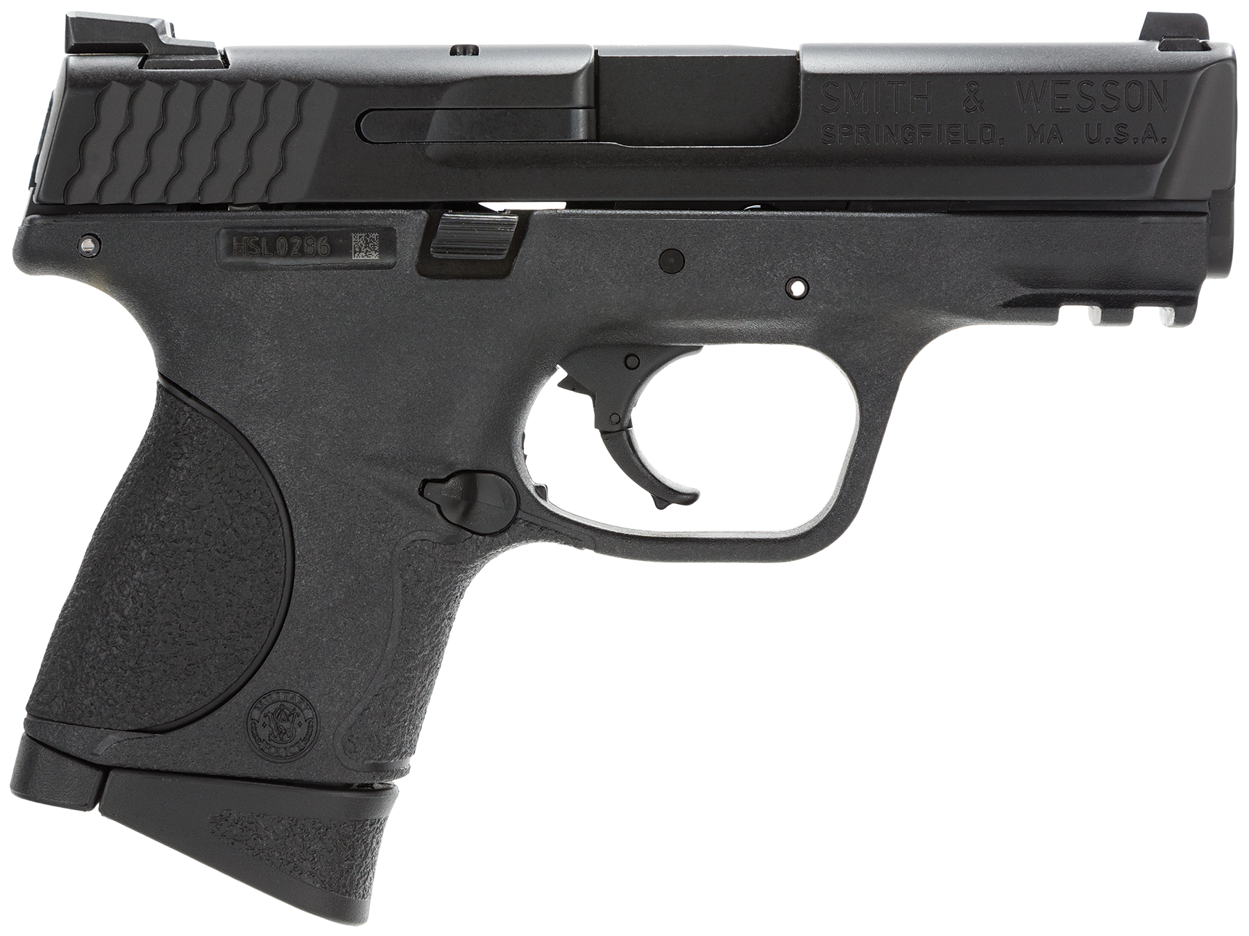 S&W 109003 M&P Compact MD Comp 40S&W 3.5