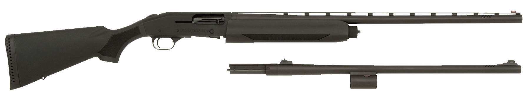Mossberg 85238 930 Combo Semi-Automatic N/A 12 Gauge Matte Blued