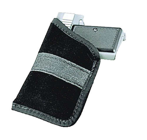 Uncle Mikes 87442 Inside The Pocket Holster Suede Black 380 Most
