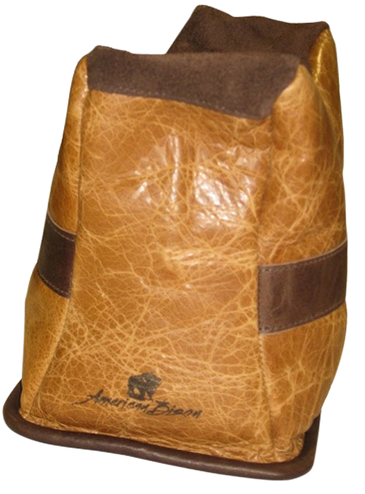 BenchMaster BMALBBKE American Bison Shooting Bag