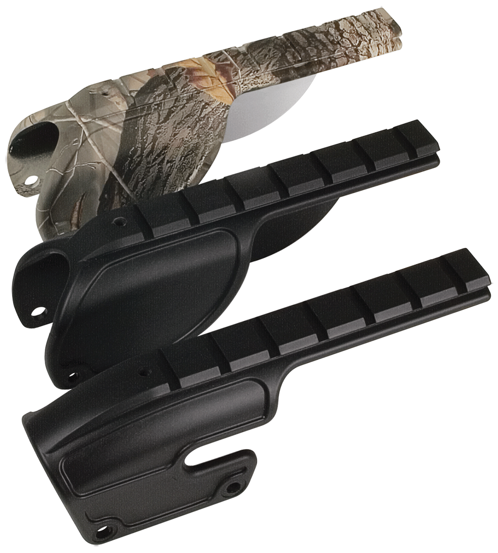 Weaver Mounts 48342 Weaver Style Scope Mount For Remington Camo Finish