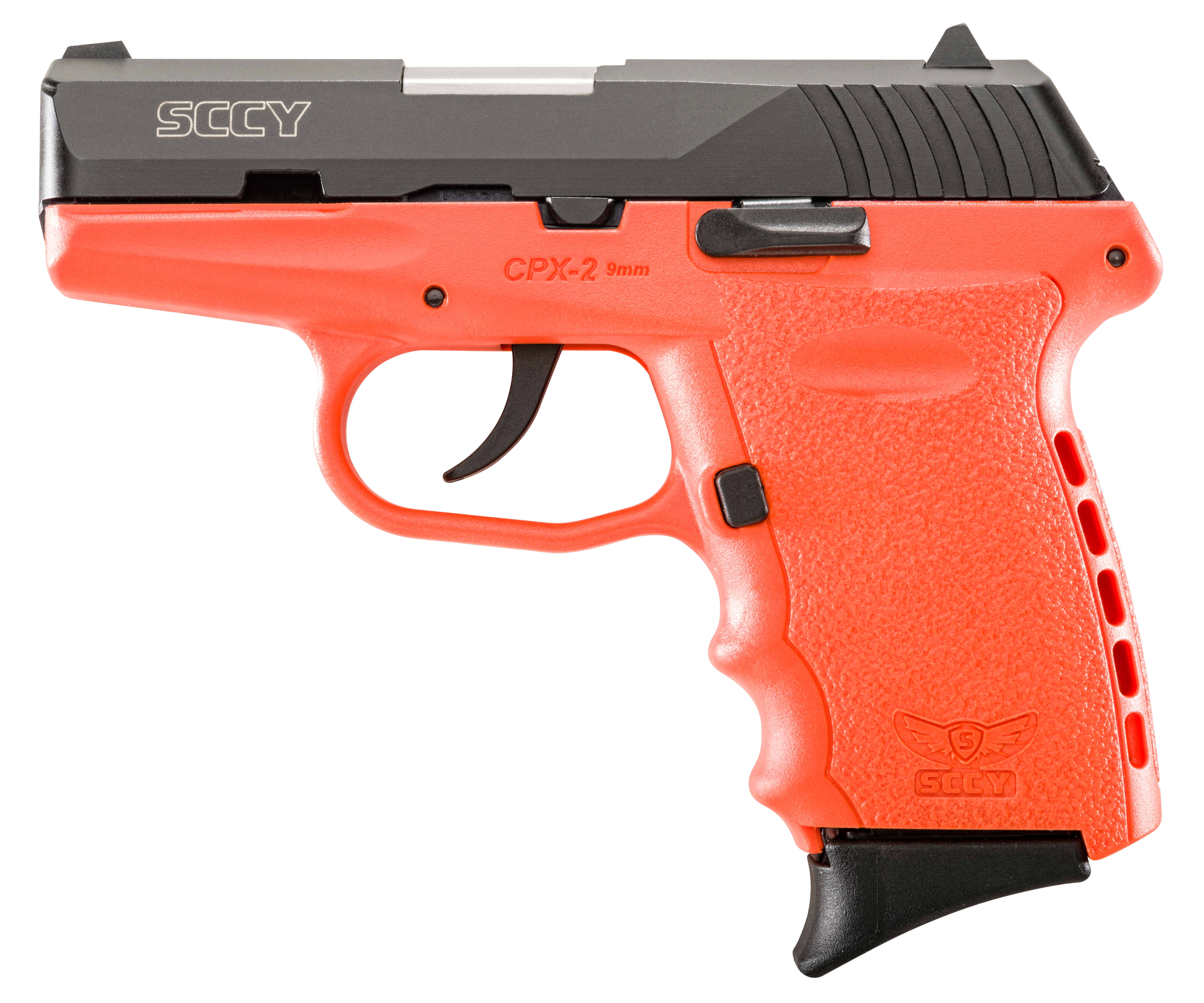 SCCY Industries CPX2CBOR CPX-2 Double 9mm 3.1