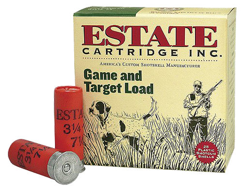 Estate GTL129 Promo Game Target Loads 12 ga 2.75