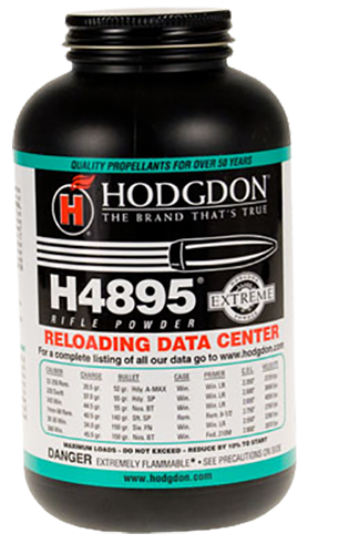 Hodgdon 48951 Extreme H895 Rifle 1 lb 1 Canister