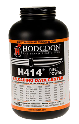 Hodgdon 4141 Spherical H414 Rifle 1 lb 1 Canister
