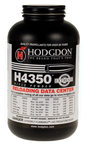 Hodgdon 43501 Extreme H4350 Rifle 1 lb 1 Canister