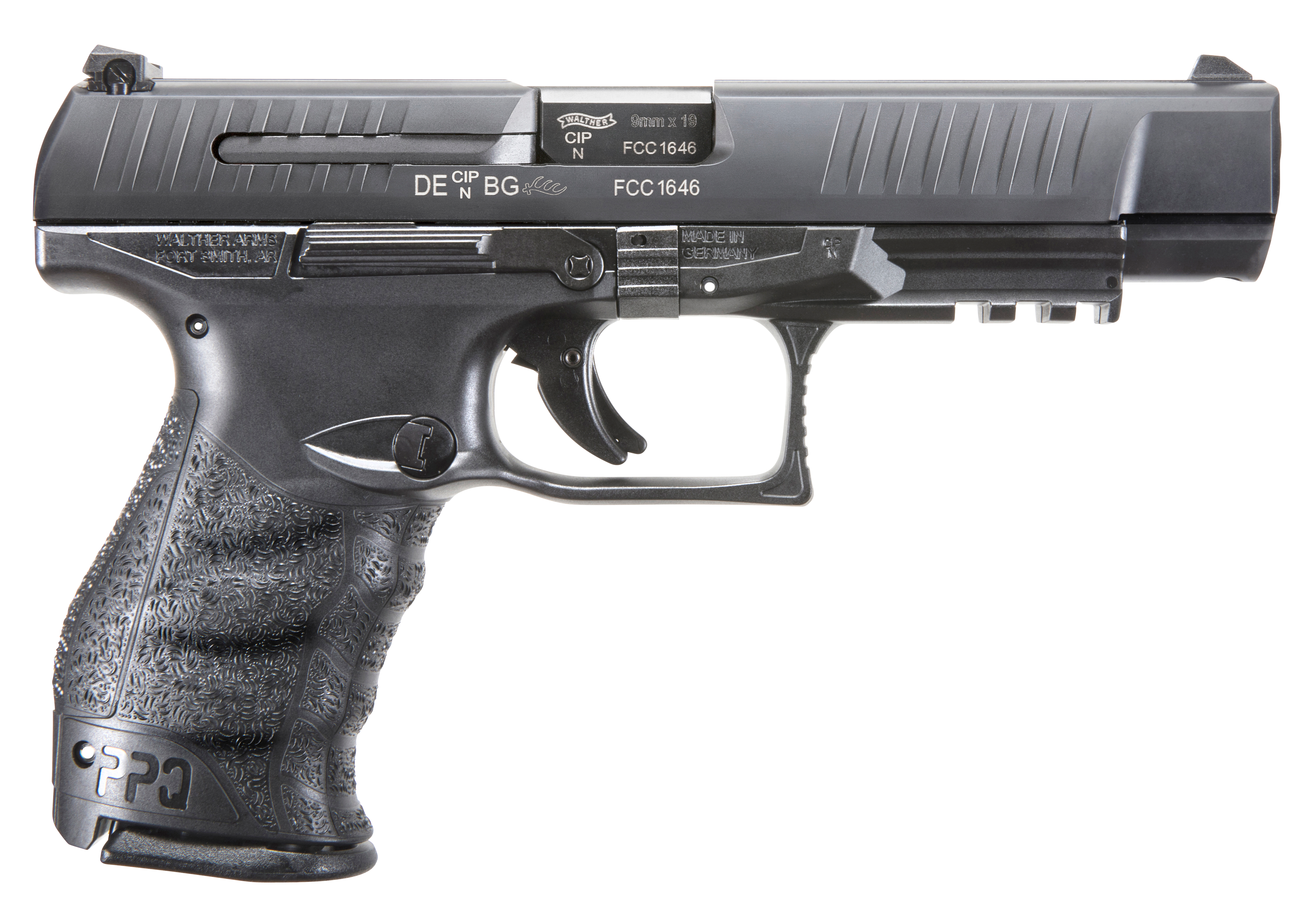 Walther Arms 2813734 PPQ M2 Double 9mm Luger 5