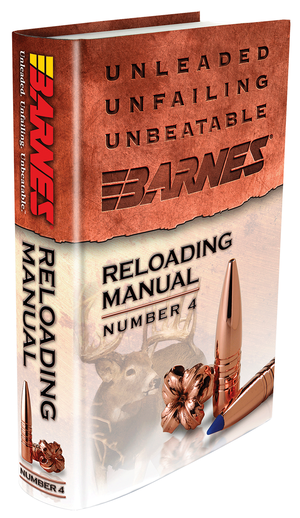 Barnes 30745 Reloading Manual Number 4