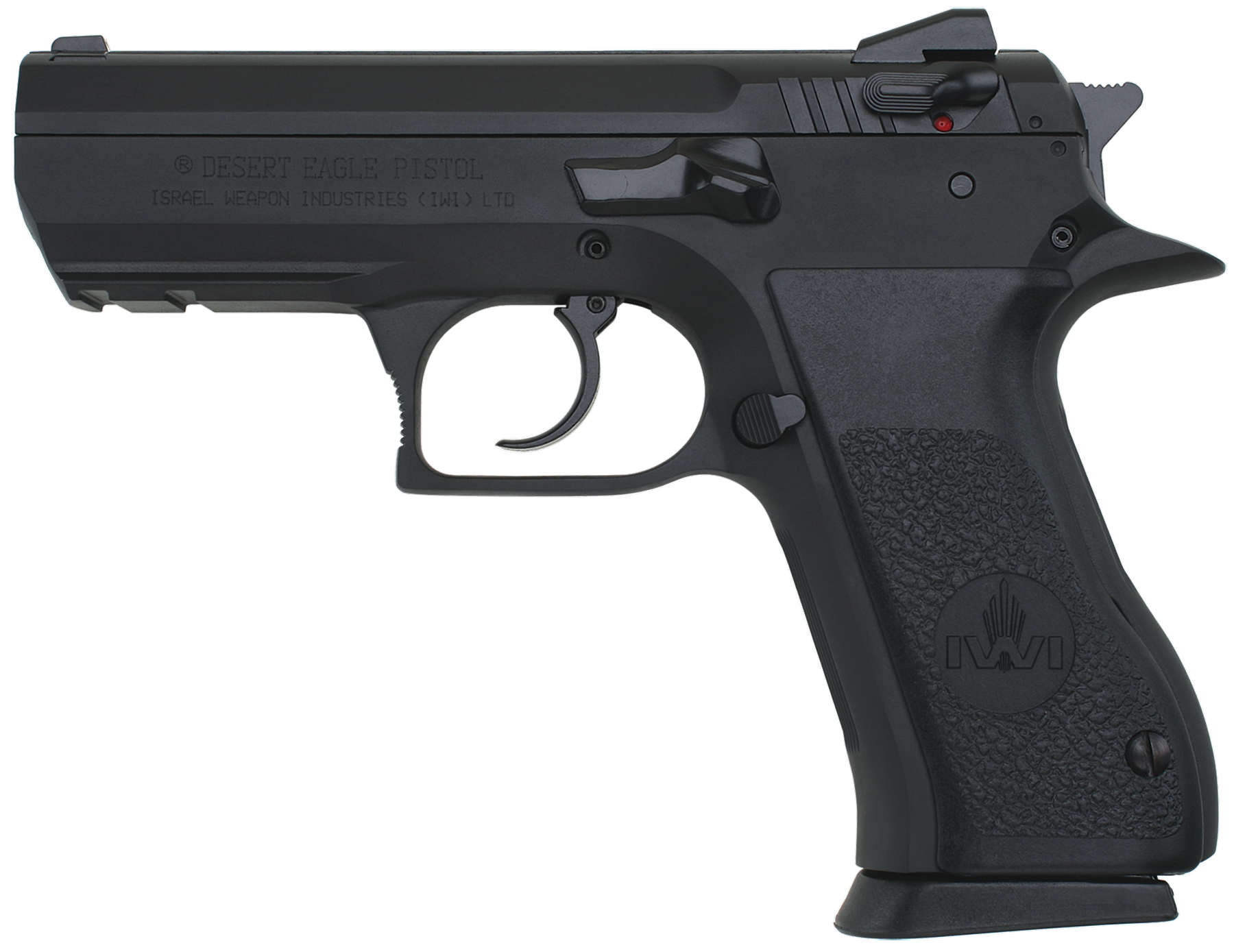 Magnum Research BE4500RS Baby DE SC II 45 ACP 3.93