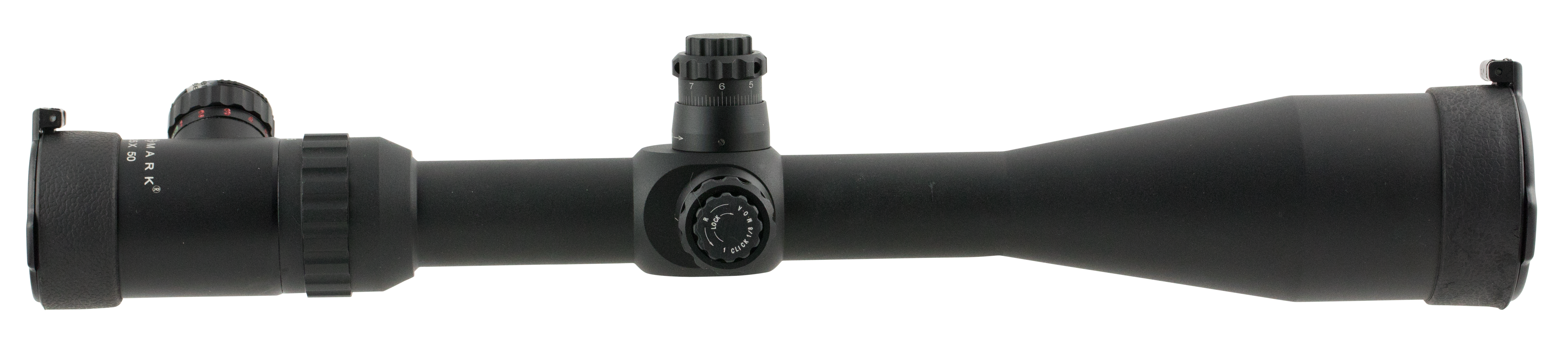 Sightmark SM13011 Triple Duty 8.5-25x 50mm Obj 14.66-4.97 ft @ 100 Yds FOV 30mm Tube Black Mil-Dot