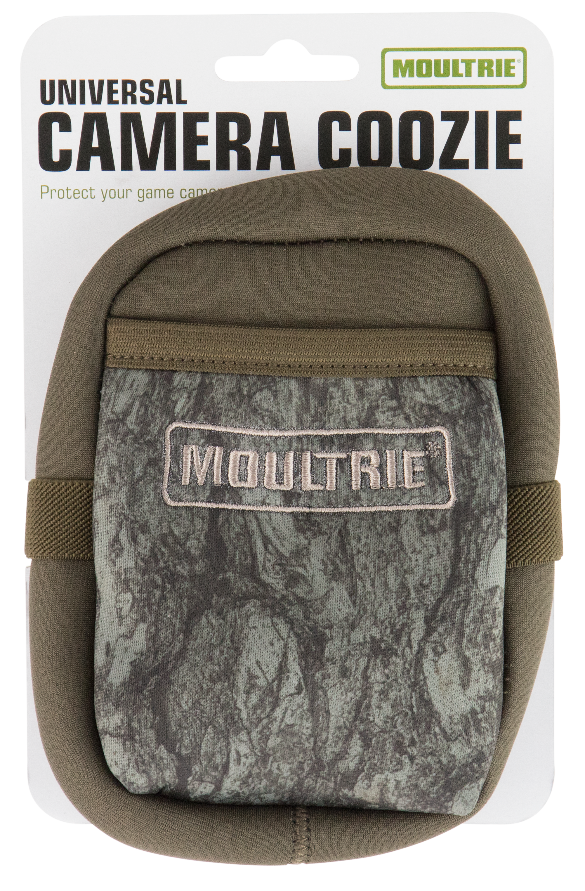 Moultrie MCA13292 Camera Coozie Moultrie Pine Camo