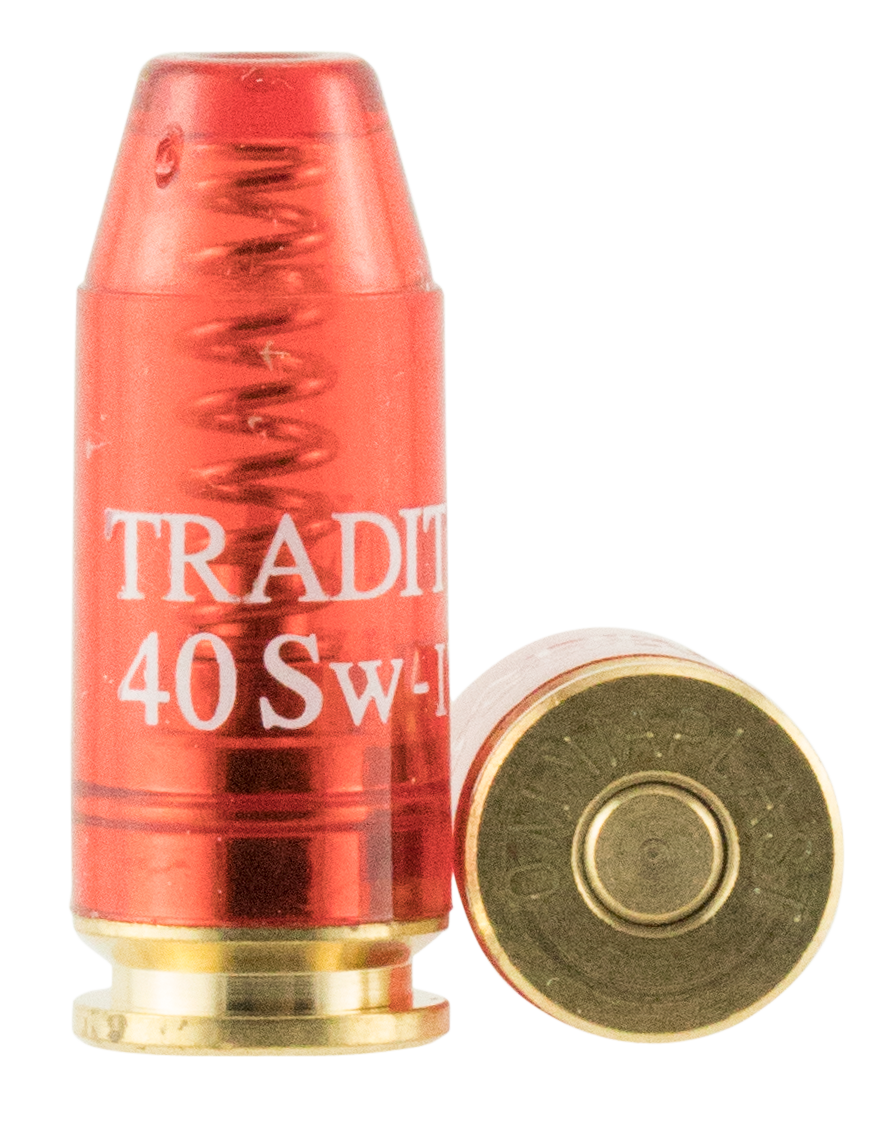 Traditions ASC40 Snap Caps Plastic 40 Smith & Wesson (S&W) 6 Pack