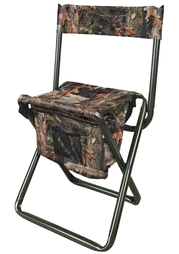Allen 5810 Folding Stool with Back Camo