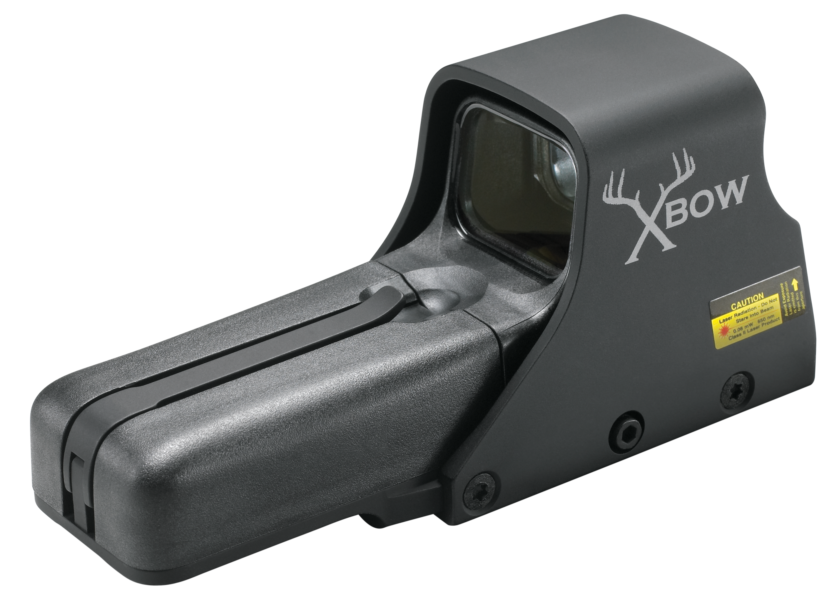 Eotech 512XBOW 512 1x 30x23mm Obj Unlimited Eye Relief 1 MOA Black