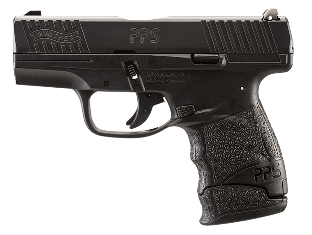 Walther Arms 2807696 PPS M2 LE Edition Single/Double 9mm Luger 3.18
