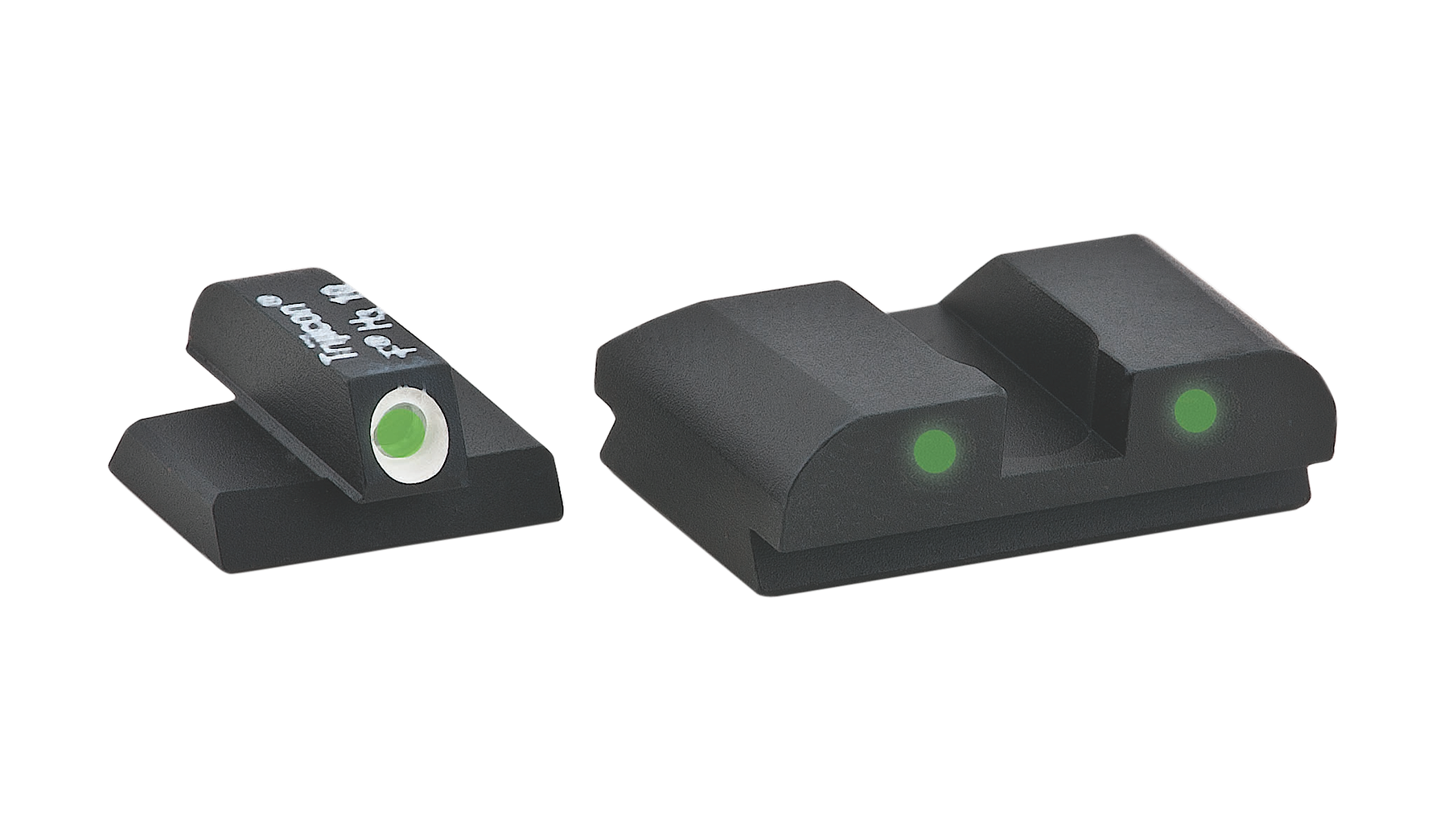 AmeriGlo FN605 Classic Night Sights FNP .45 Green Front/Rear