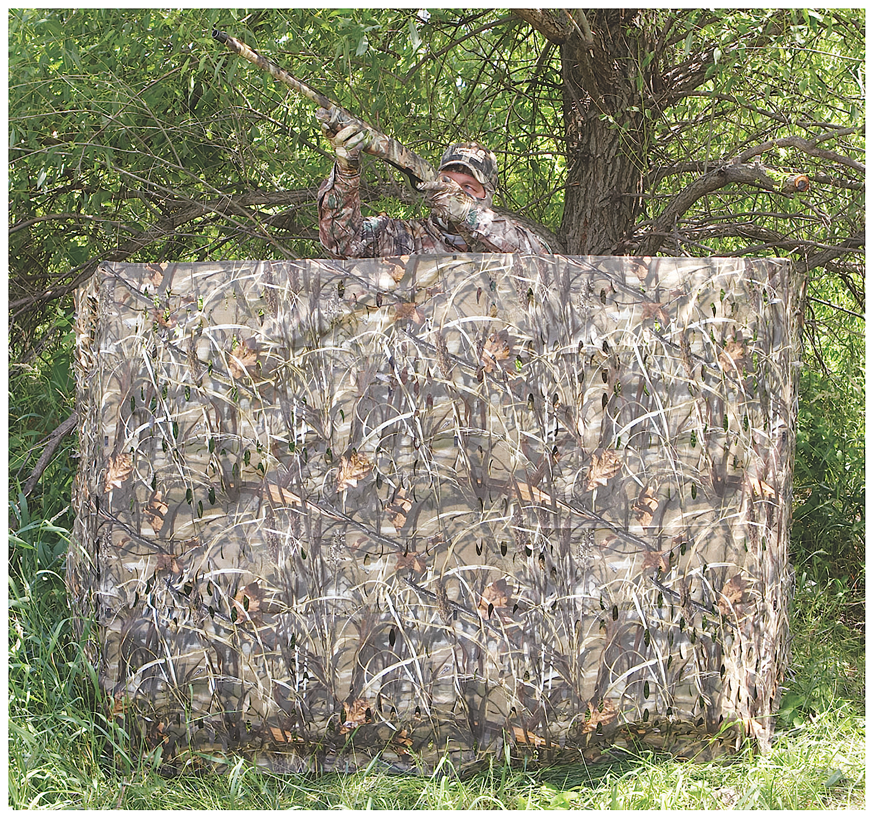 Hunters Specialties 04582 Backpacker Blind Max-4