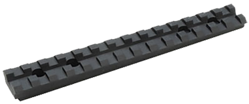 Advanced Technology A5102040 Bottom Rail Mount For Ruger Mini 14 Picatinny Style Black Finish