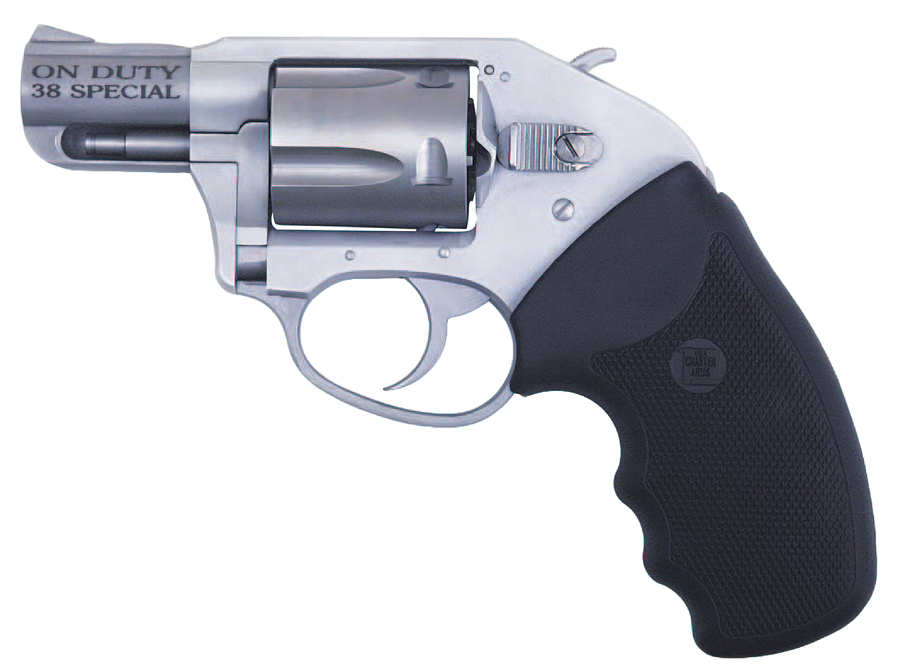Charter Arms 53810 Undercover On Duty Single/Double 38 Special 2