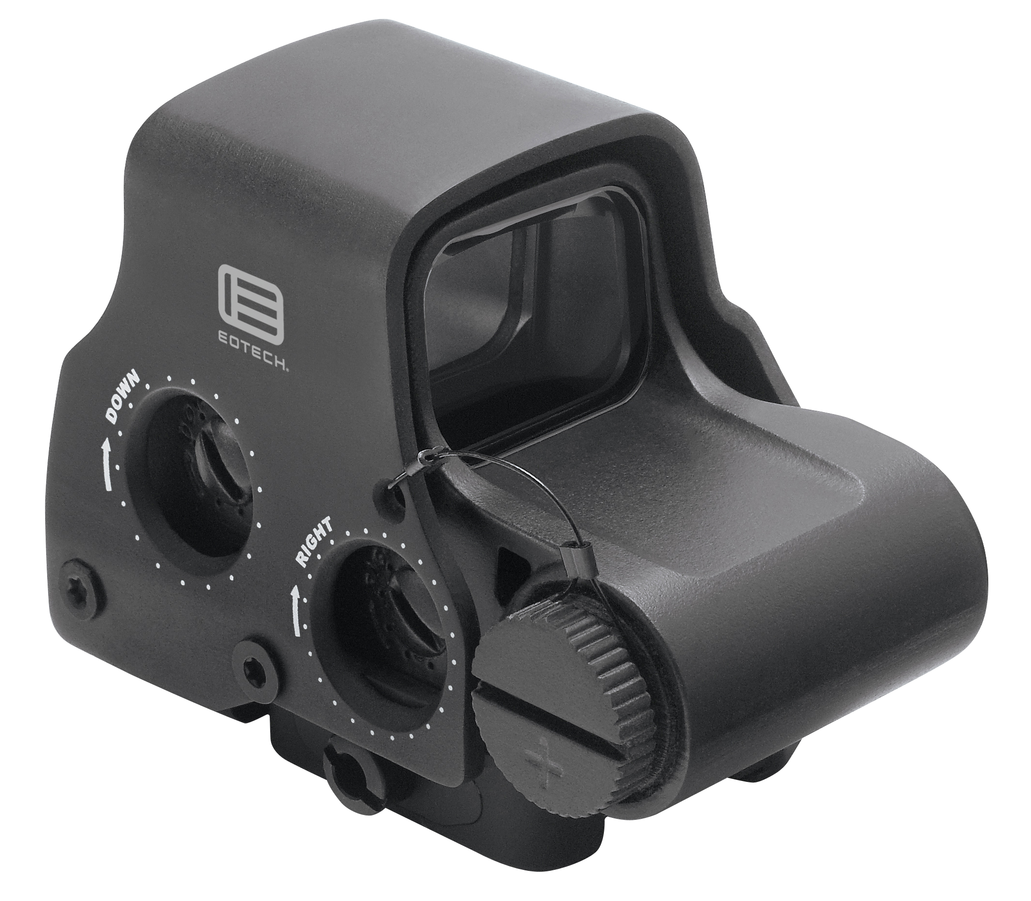 Eotech EXPS32 EXPS3 1x 30x23mm Obj 1 MOA 65 MOA Ring/2 1 MOA Dots Black CR123A Lithium (1)