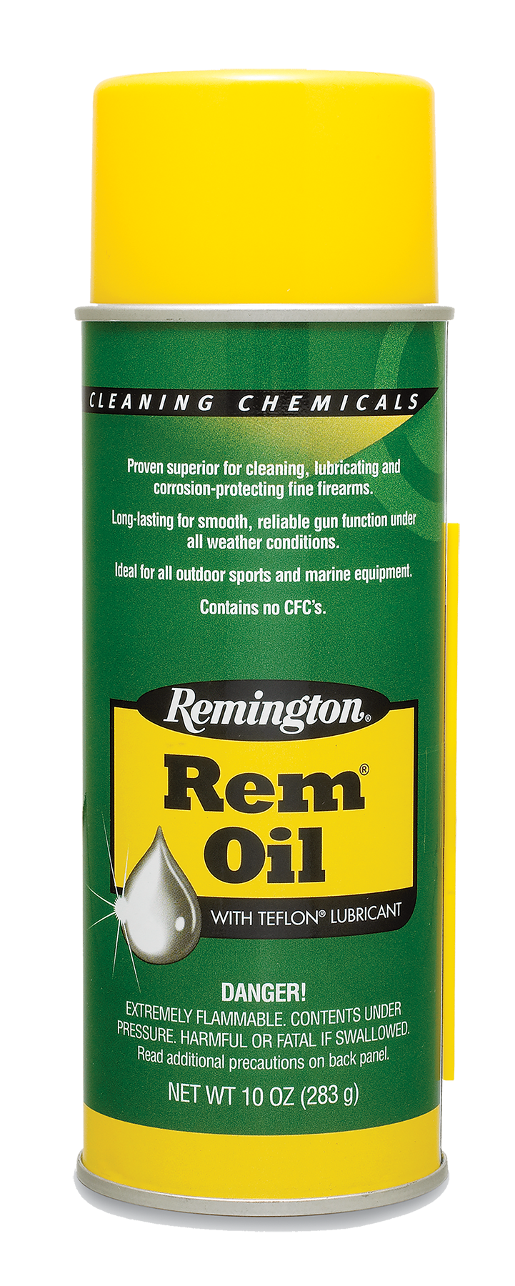 Remington Accessories 24027 Rem Oil Aerosol Lubricant 10 oz
