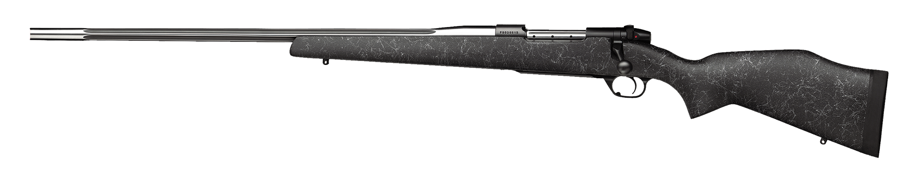 Weatherby AMM303WL8B Mark V Accumark Bolt 30-378 Wthby Mag 28