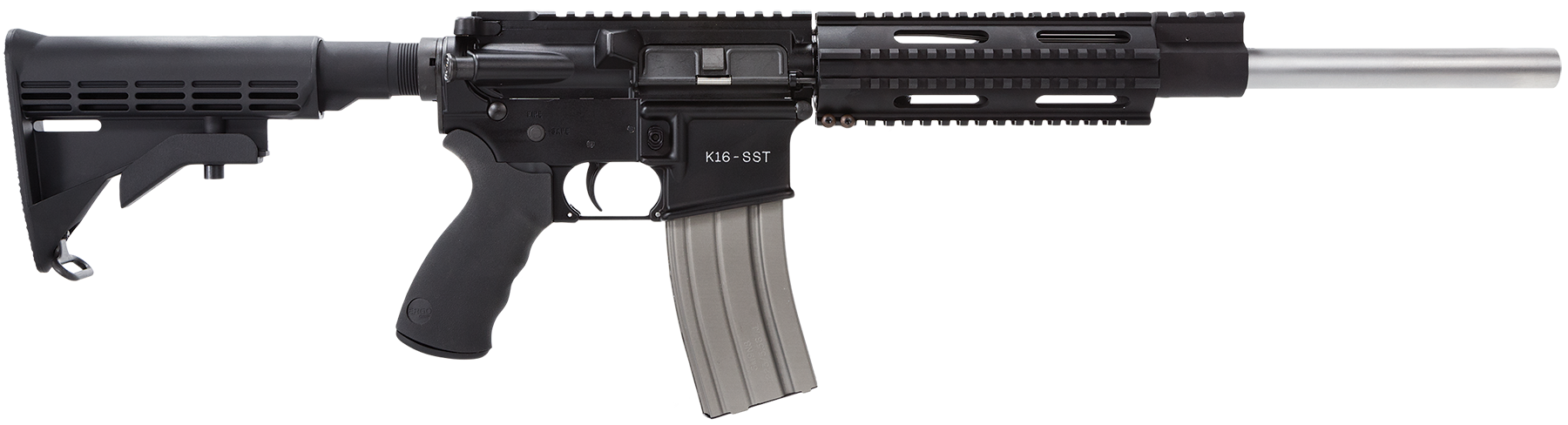 Olympic Arms K16SST K16SST Carbine Semi-Automatic 223 Remington/5.56 NATO 16