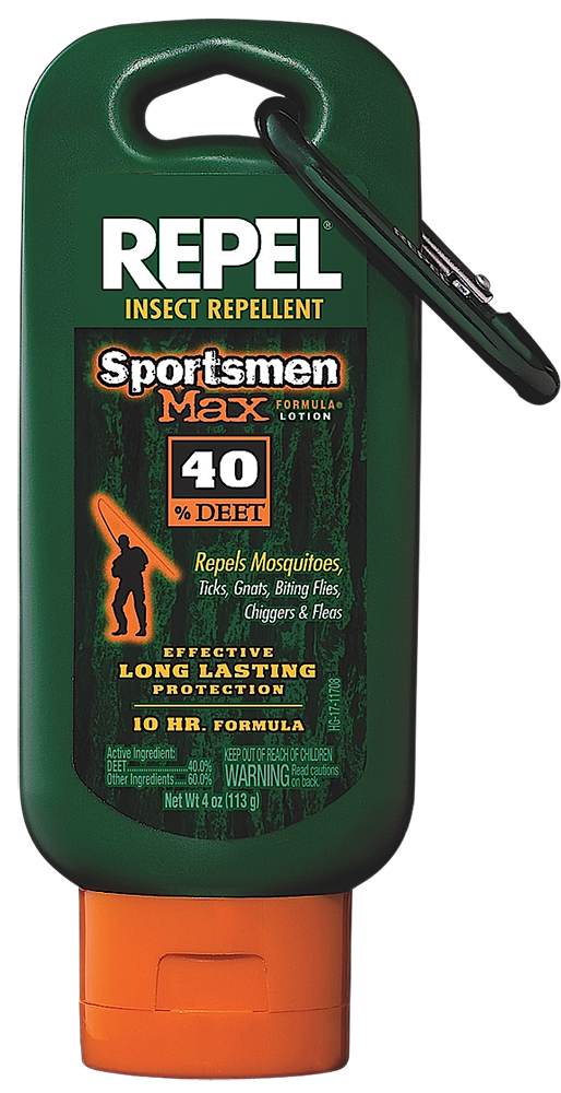 Repel 94079 Sportsmen Max Insect Repellent 40% Deet Pump Spray 4oz
