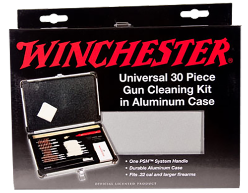 DAC 363233 Cleaning Kits Universal Firearms 30 Piece