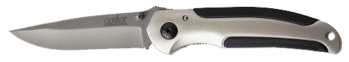 Gerber 05842 AR 300 Folder Stainless Drop Point Blade Aluminum w/ Rubber Inserts