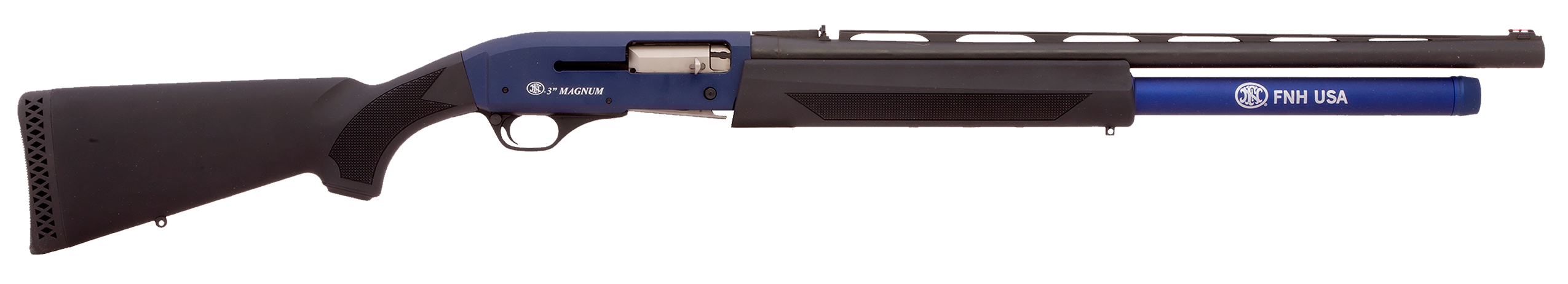 FN 3088929124 SLP Competition Semi-Automatic 12 Gauge 24