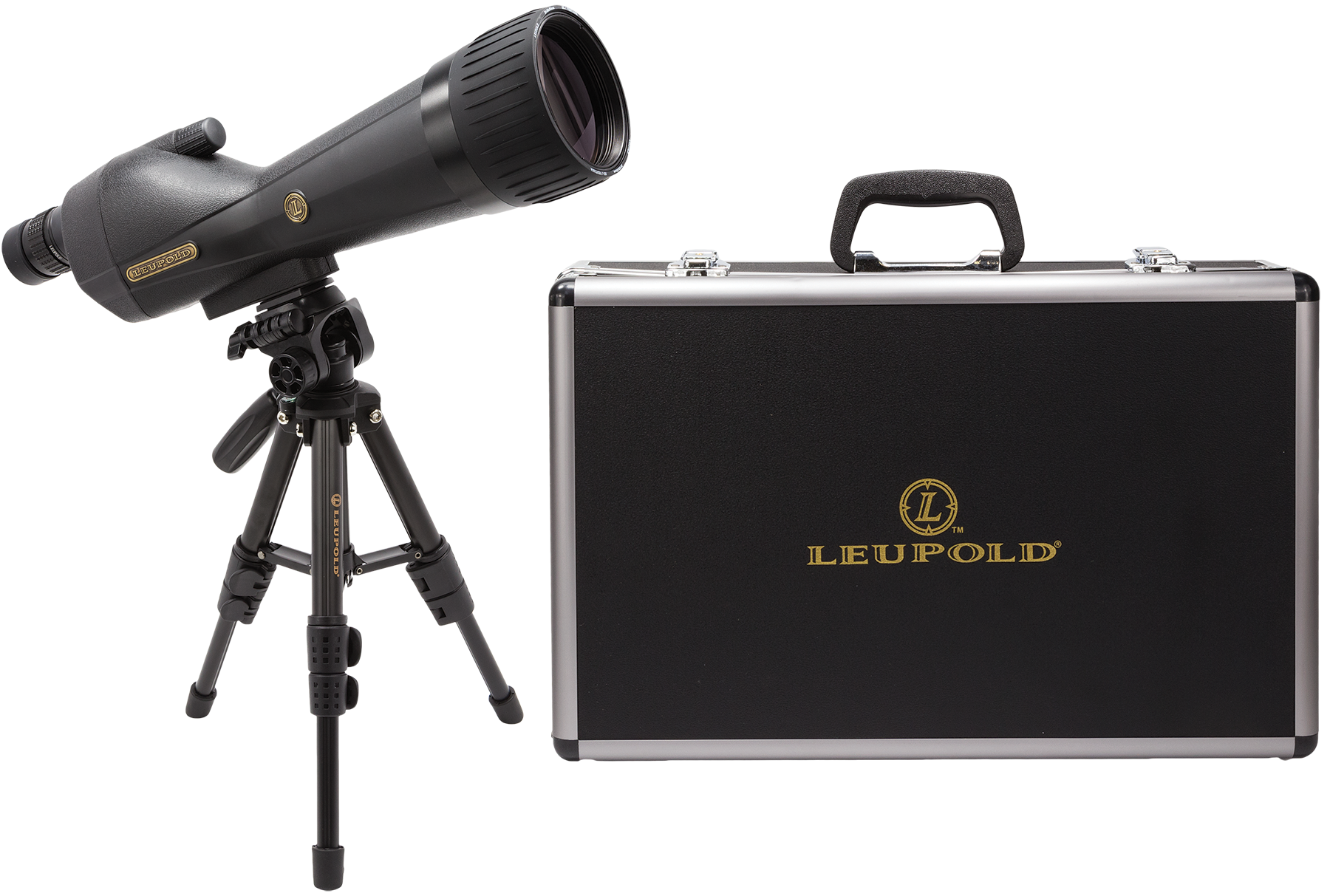 Leupold 111362 Ventana 20-60x 80mm 89/47 ft @ 1000 yds 26.4-24mm Black