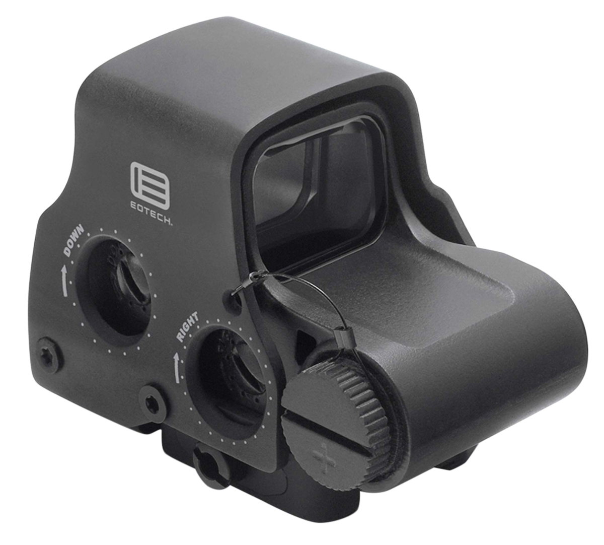 Eotech EXPS20 EXPS2-0 Holographic Weapon Sight 1x 68 MOA Ring/1 MOA Dot Black