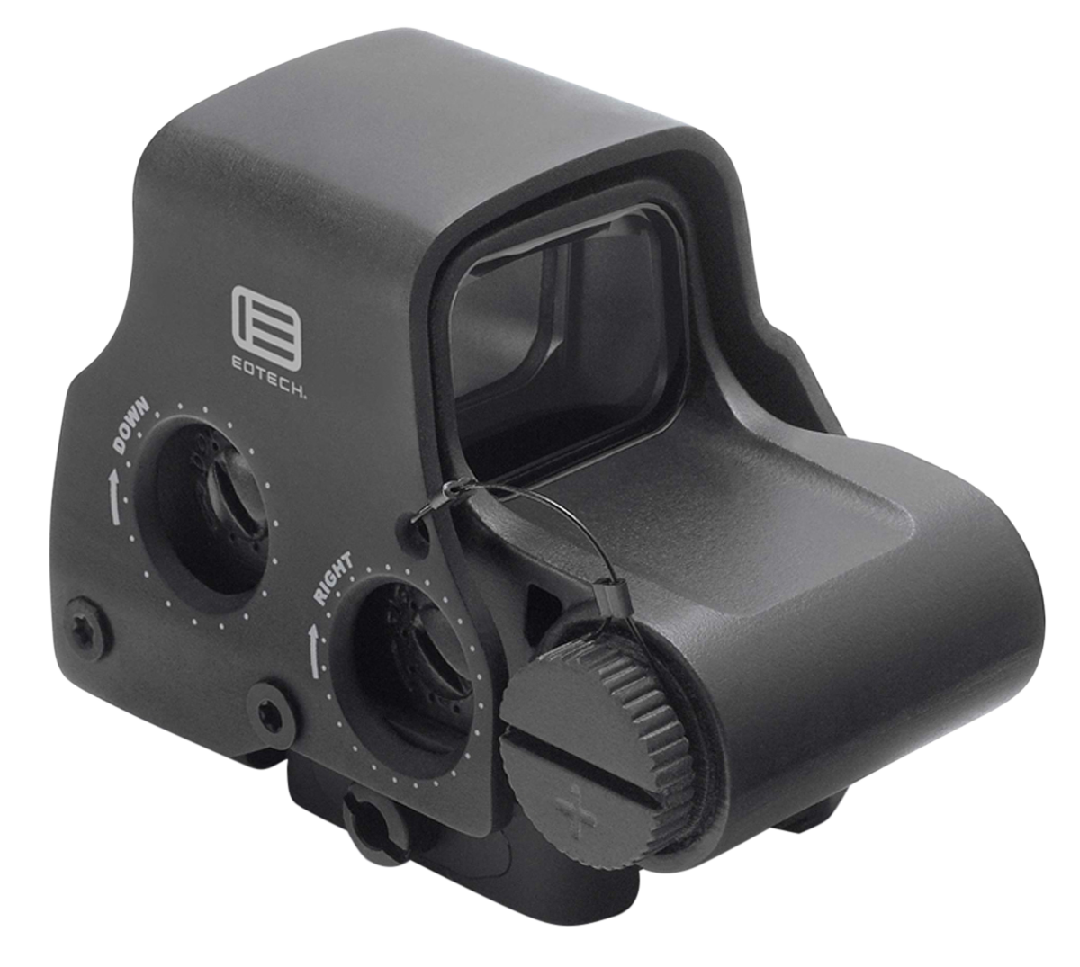 Eotech EXPS20 1x 30x23mm Obj Unlimited Eye Relief 68 MOA Ring/1 MOA Dot Black