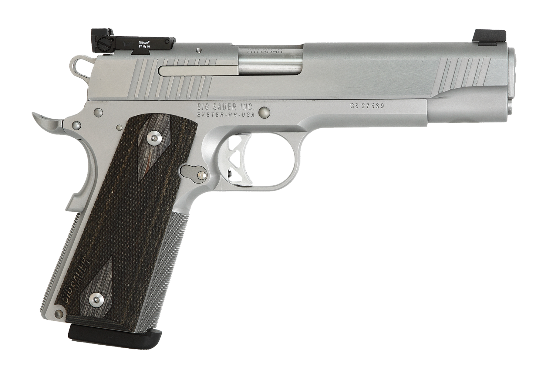 Sig 1911T40SME 1911 Traditional Match Elite 40S&W 5