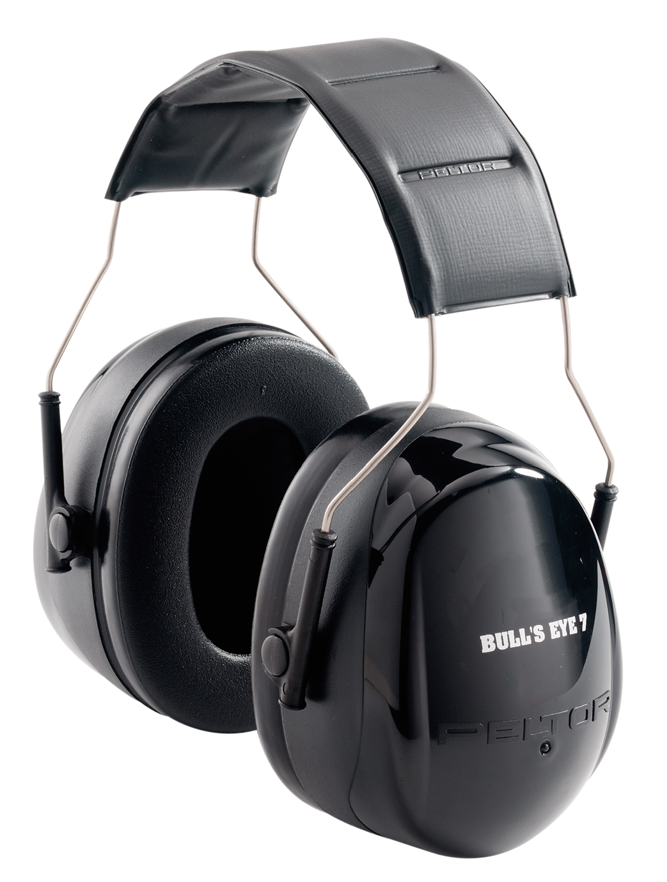 3M Peltor 97006 Bullseye Hearing Protection NRR 27 Muffs Black