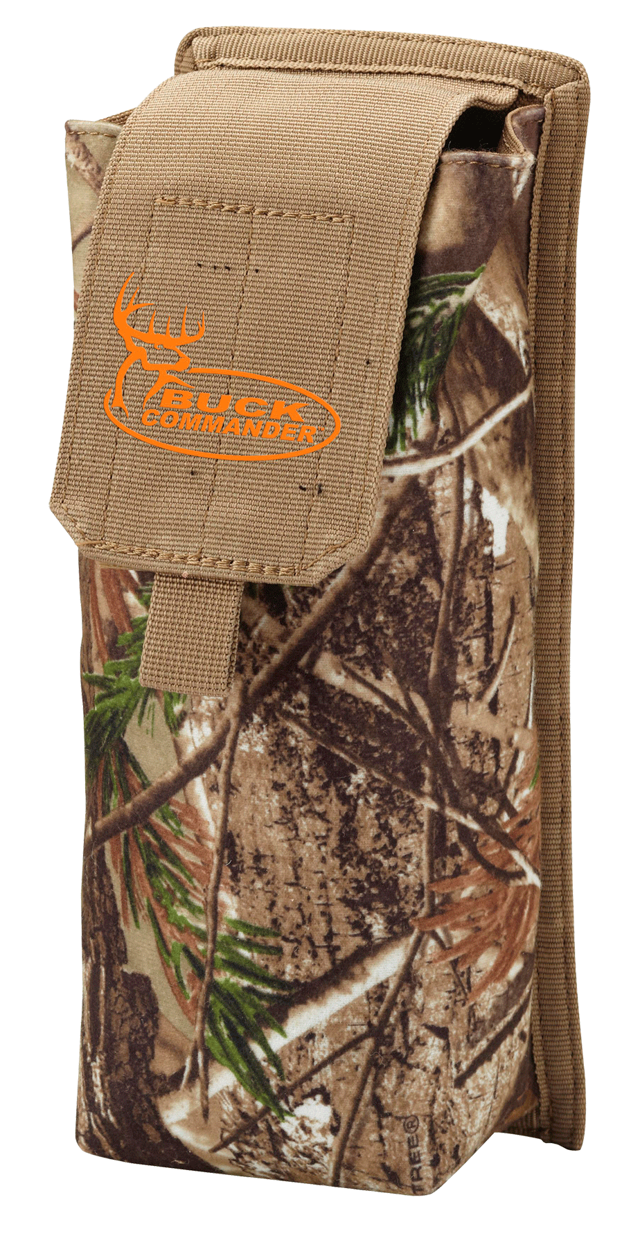 Buck Commander 42730 Large Gear Pouch 600D Poly Realtree AP
