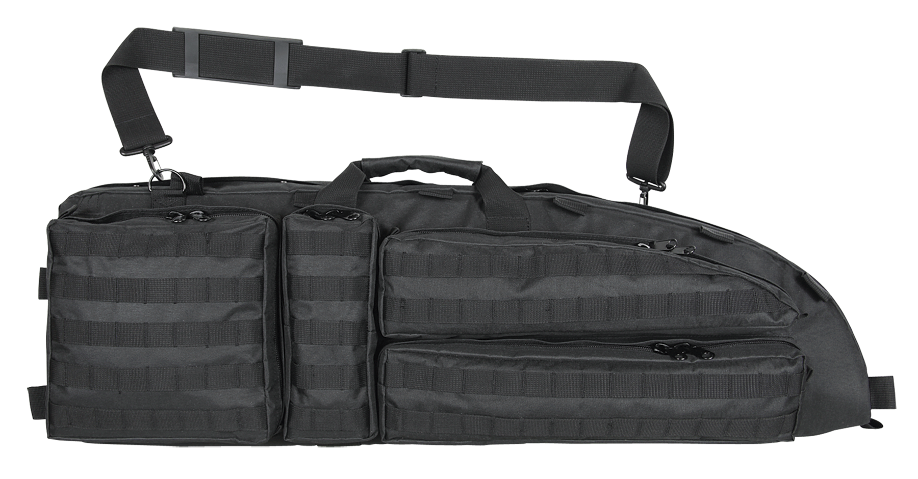 Allen 1076 Pro Series Tactical Gun Case 46