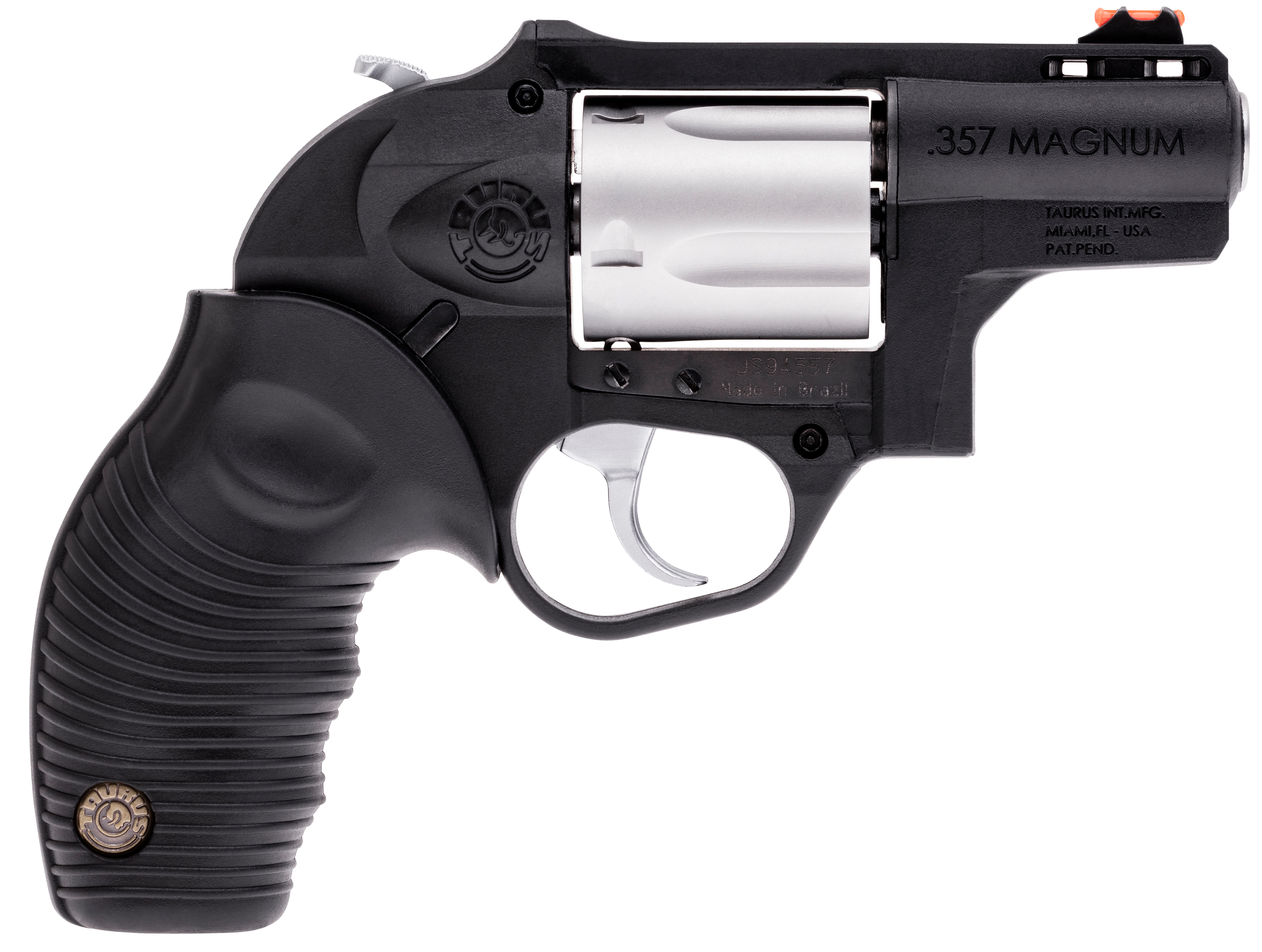 Taurus 2605029PLY 605 Single/Double 357 Magnum 2