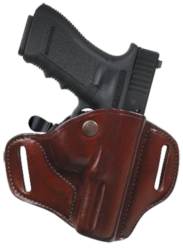 Bianchi 22138 82 CarryLok  Colt Officers; Kimber Ultra/Ultra 10 Leather Tan