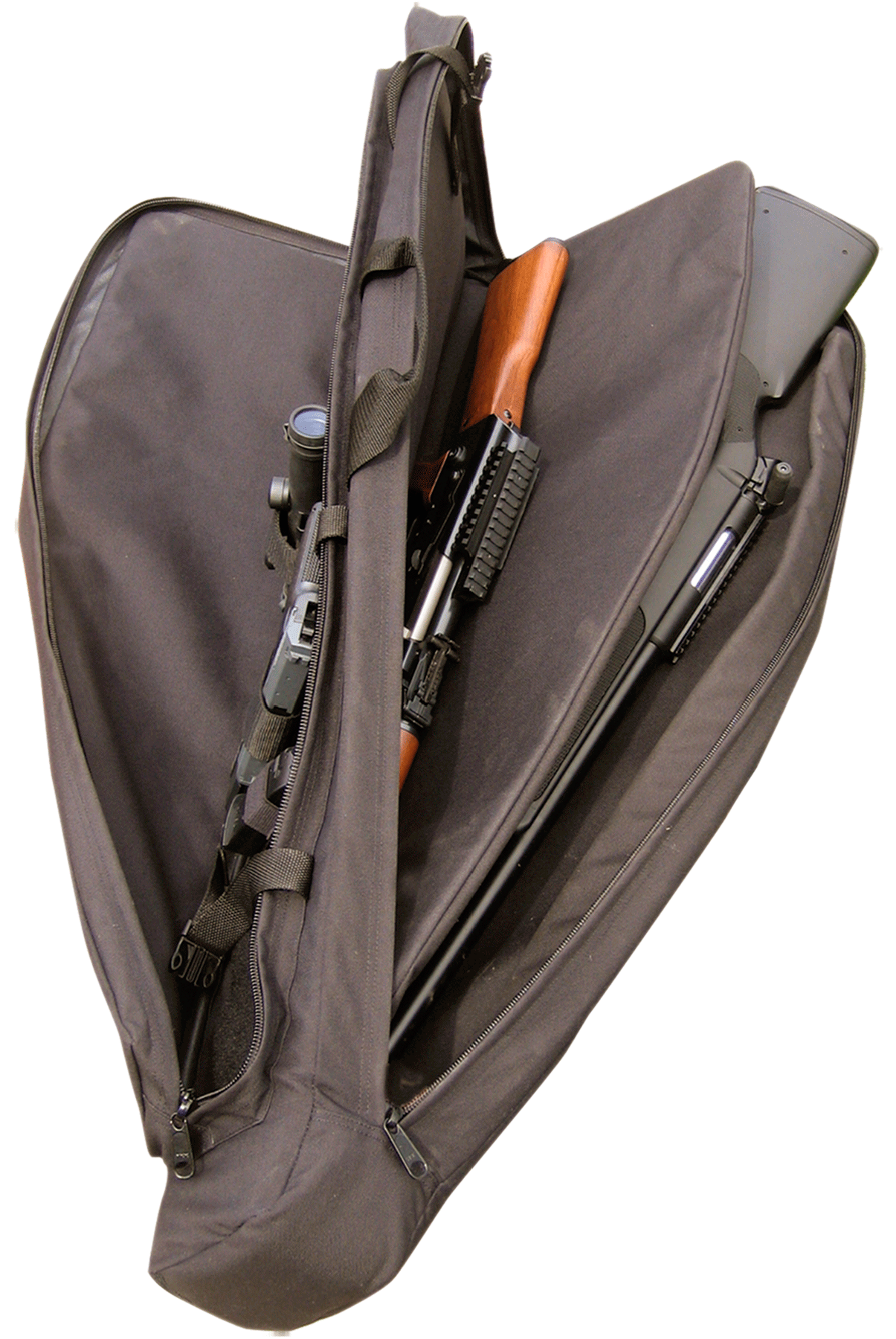 Galati Gear 4208DBL Double Rifle Case 42