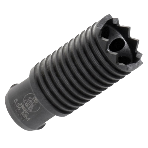 Troy Ind CLM05BT00 Claymore Muzzle Brake 223 Rem/5.56 NATO Steel 2.25